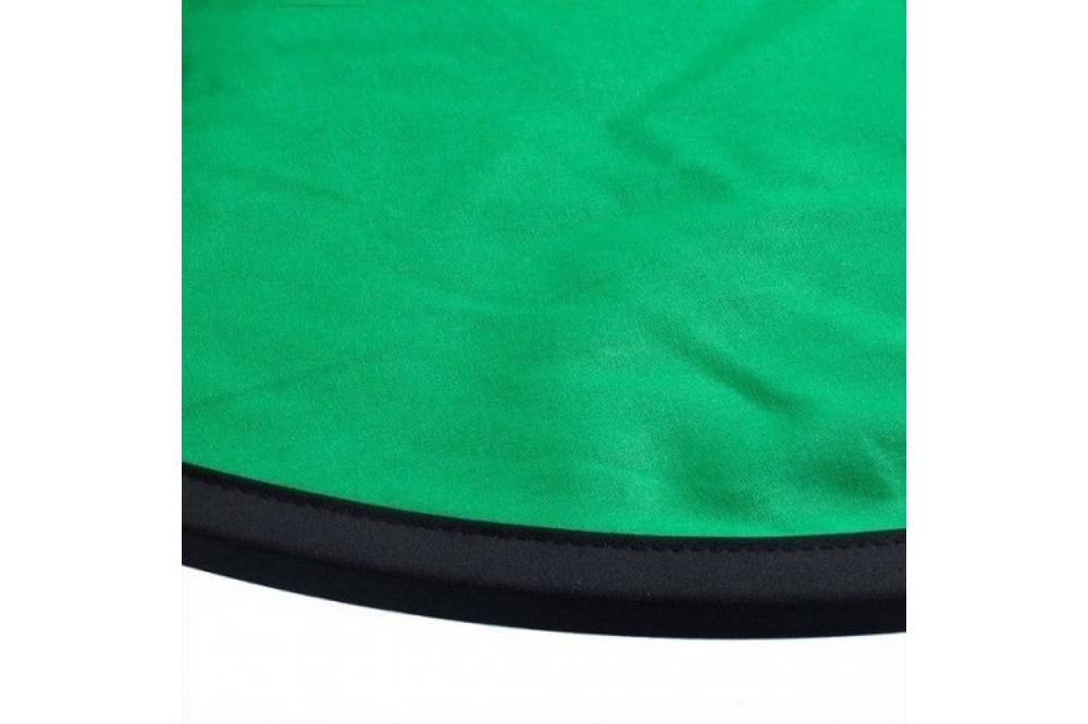 Хромакей складной 1.5 х 2 метра синий/зеленый