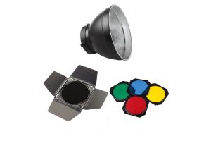 Рефлектор с фильтрами и шторкой