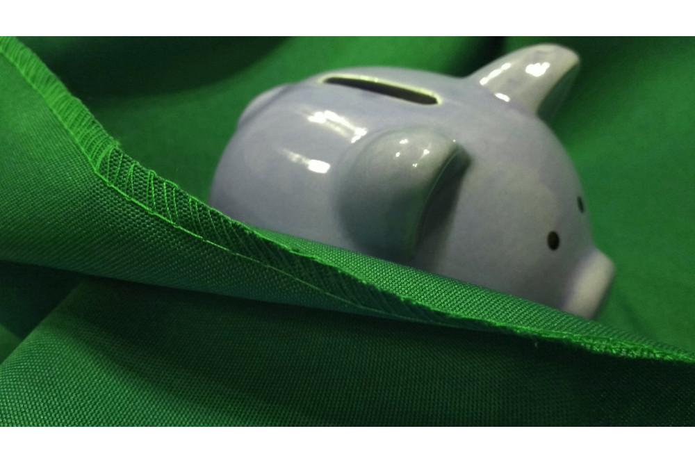 Хромакей, фон зеленый 3x4 м