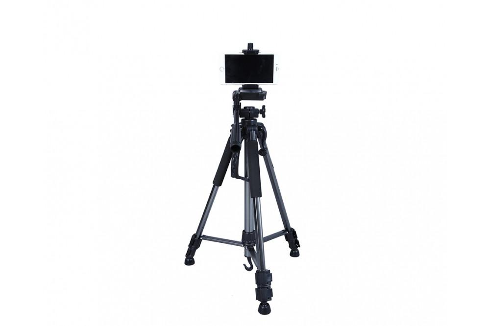 Штатив для фотоаппарата, смартфона экшн-видео камеры 150 см