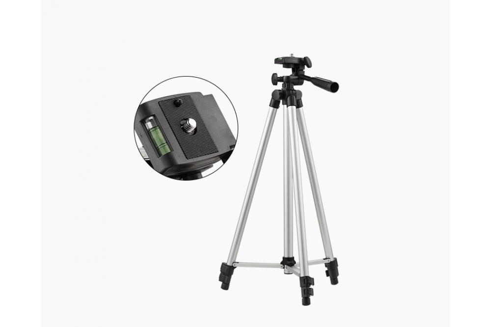 Компактный штатив для фотоаппарата, смартфона экшн камеры 150 см