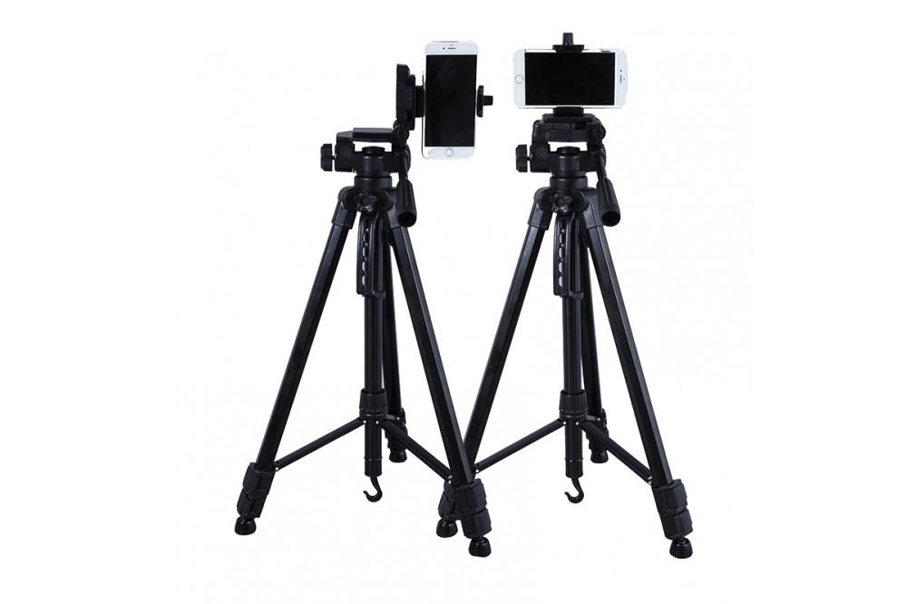 Штатив для фотоаппарата, смартфона экшн-видео камеры 170 см