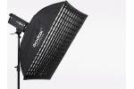 Софтбокс 80x120 см с сеткой
