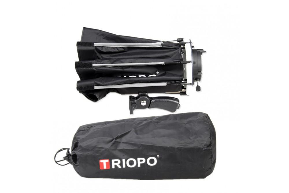 Мобильный октобокс Triopo KS55 для накамерной вспышки
