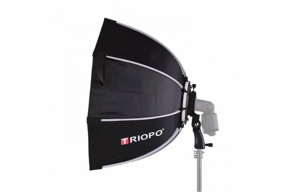 Мобильный октобокс Triopo KS90 для накамерной вспышки