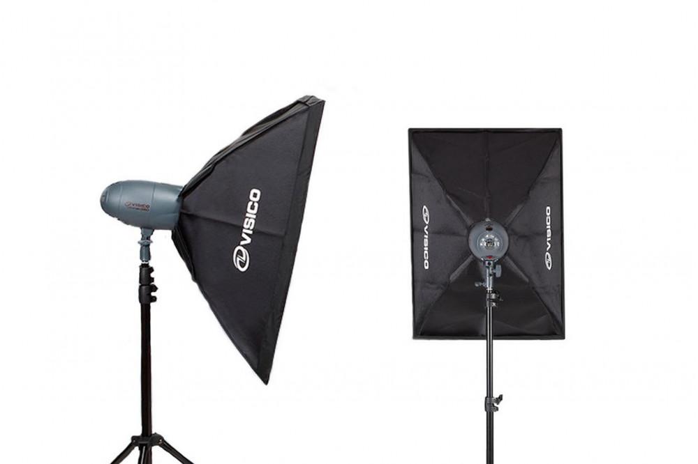 Комплект импульсного света Visico EX360